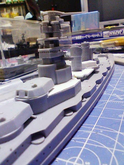 高速戦艦比叡 ③